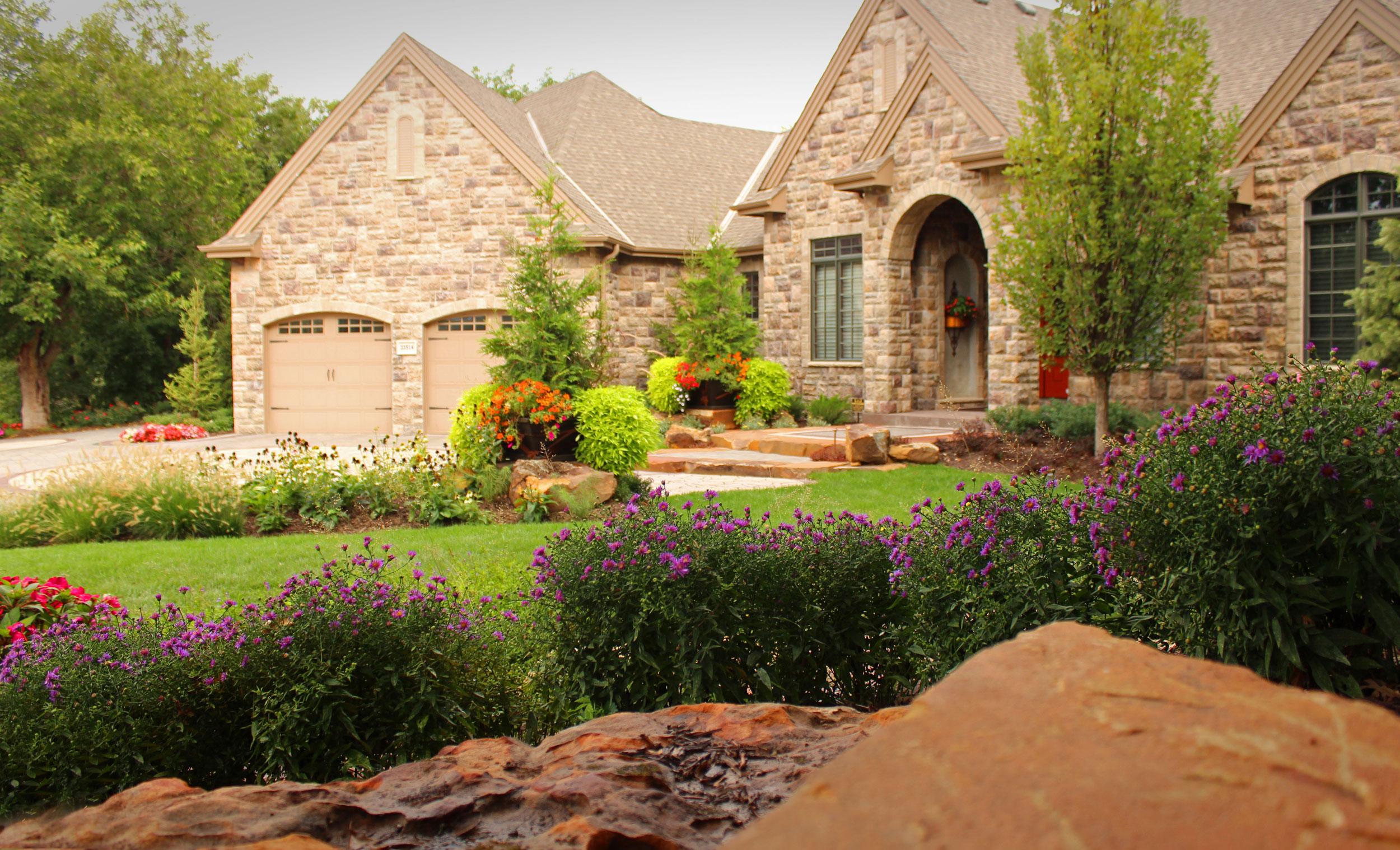 Residential Landscape Design Lanoha